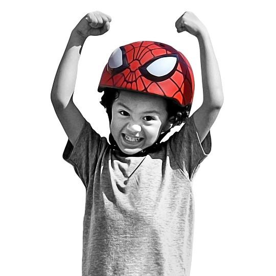 Raskullz Spider-Man Kid's Helmet S image number null