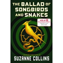 The Ballad of Songbirds and Snakes - Target Exclusive Edition by Suzanne Collins (Hardcover)