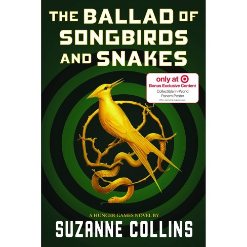 The Ballad of Songbirds and Snakes - Target Exclusive Edition by Suzanne Collins - image 1 of 1