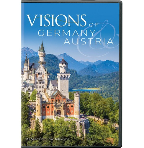 Visions of germany and austria (DVD) - image 1 of 1