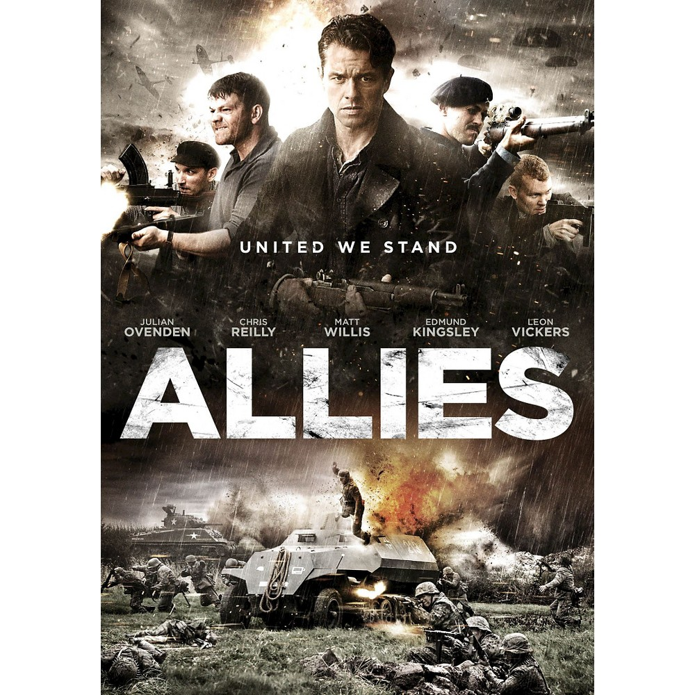 Allies (Dvd), Movies