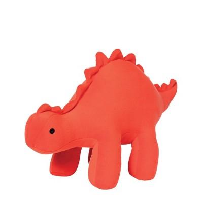 """Manhattan Toy Velveteen Stegosaurus Dinosaur Stuffed Animal, 9.5"""""""
