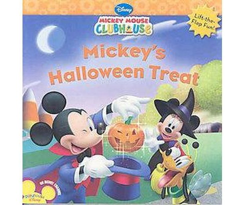 Mickey's Halloween Treat (Paperback) by Thea Feldman - image 1 of 1