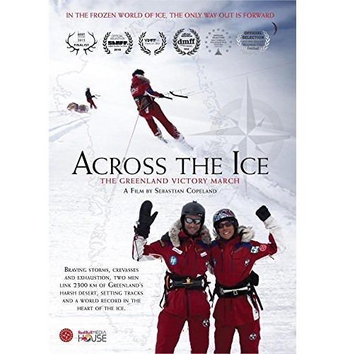 Across The Ice (DVD) - image 1 of 1