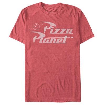 Men's Toy Story Pizza Planet Logo T-Shirt