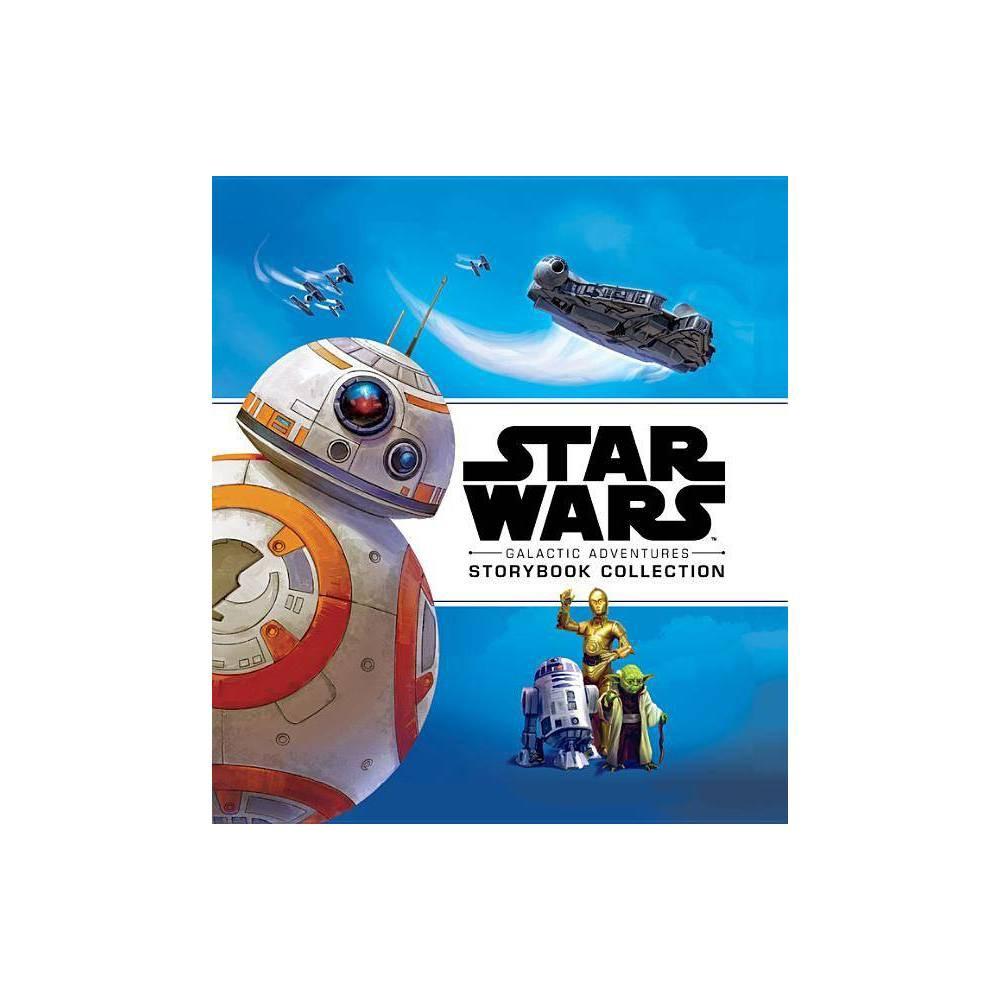 Star Wars Galactic Adventures Hardcover