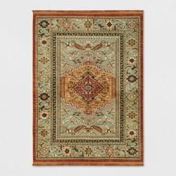 Jewel Toned Woven Rug - Threshold™