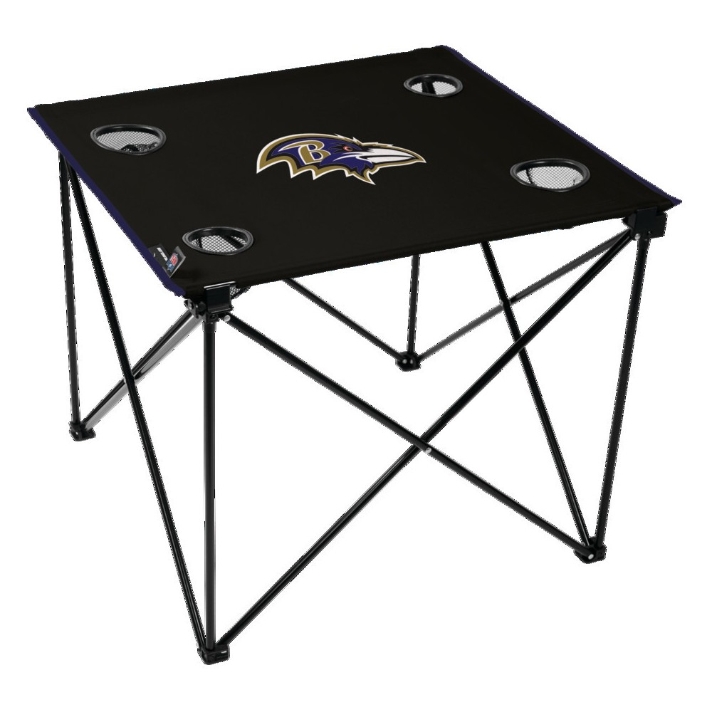 NFL Baltimore Ravens Rawlings Deluxe TLG8 Table