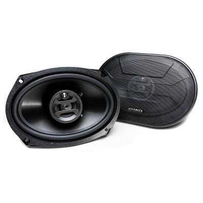 "Crunch CS693 6X9/"" 3-Way Speaker 400W Max"