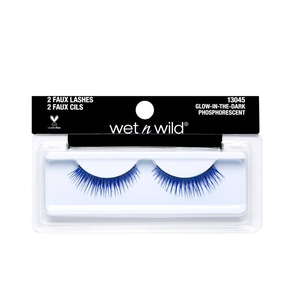 Image of Wet n Wild False Eyelashes Glow in the Dark - 1oz
