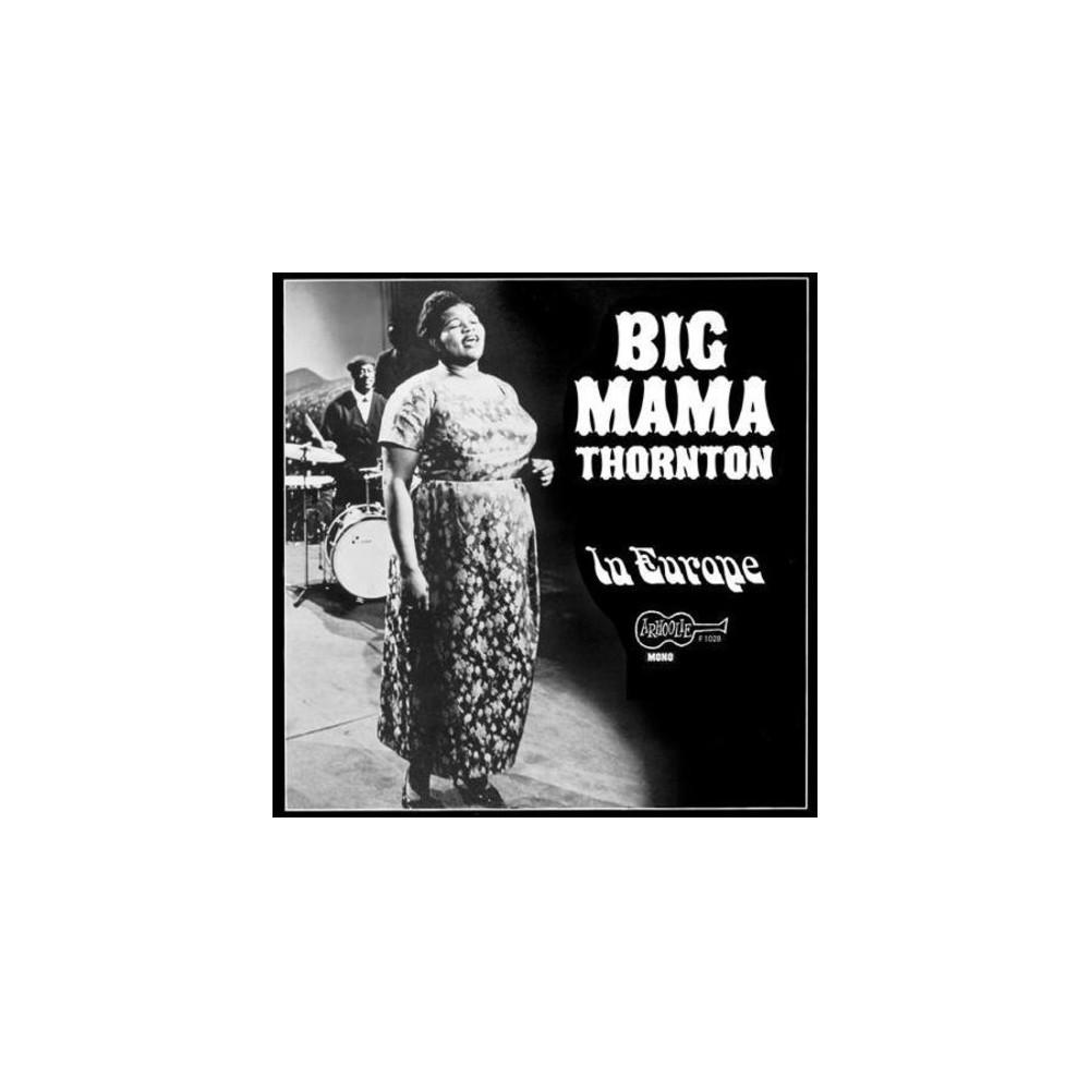 Big Mama Thornton - Live In Europe (Vinyl)