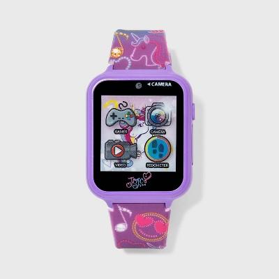 Girls' JoJo Siwa Interactive Watch - Purple