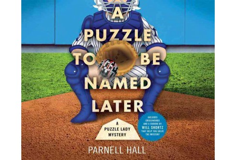 Puzzle to Be Named Later (MP3-CD) (Parnell Hall) - image 1 of 1