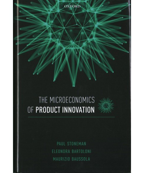 Microeconomics of Product Innovation -  (Hardcover) - image 1 of 1