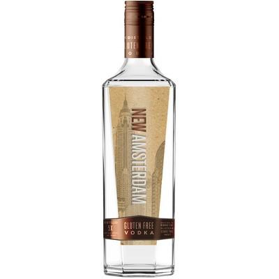 New Amsterdam Gluten Free Vodka - 750ml Bottle