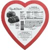 Russell Stover Valentine's Assorted Chocolates Red Foil Heart - 4.75oz - image 2 of 2