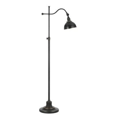 "48"" x 60"" Portico Metal Floor Lamp Oil Rubbed Bronze Finish - Cal Lighting"