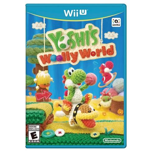 Yoshi's Woolly World Nintendo Wii U - image 1 of 4