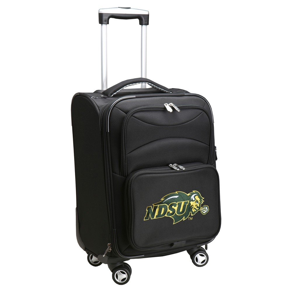 NCAA North Dakota State Bison Spinner Carry On Suitcase