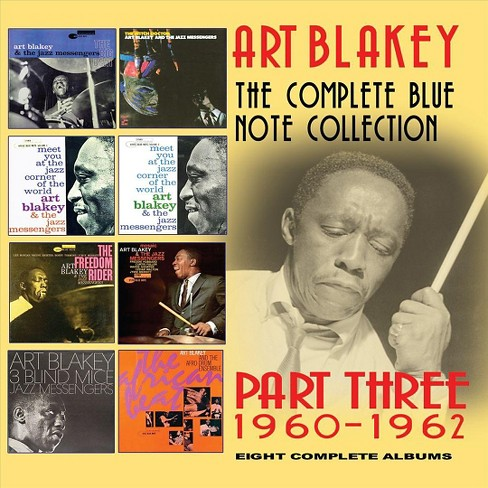 Art blakey - Complete blue note collection:60-62 (CD) - image 1 of 1