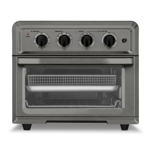 Cuisinart AirFryer Toaster Oven - Black Stainless Steel - TOA-60BKS - image 1 of 3
