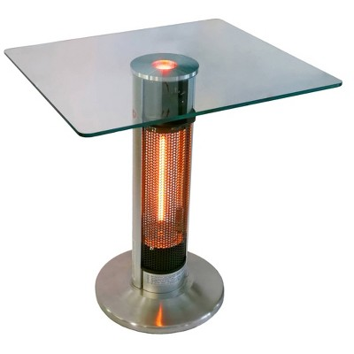 Infrared Electric Bistro Table Outdoor Heater - EnerG+