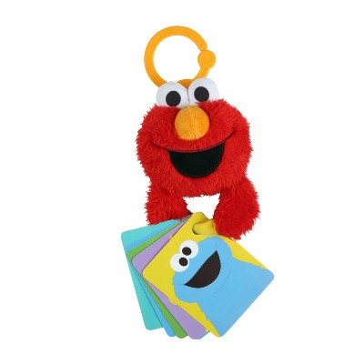 Bright Starts Sesame ABC Fun with Elmo Baby and Toddler Learning Toys