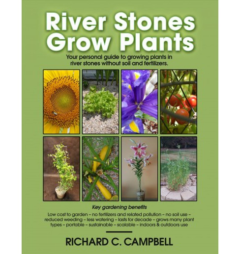 River Stones Grow Plants : Your Personal Guide to Growing Plants in River Stones Without Soil and - image 1 of 1