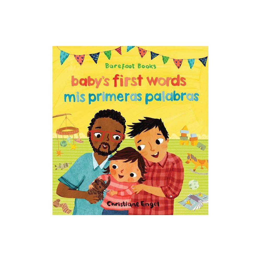 Baby S First Words Mis Primeras Palabras By Stella Blackstone Sunny Scribens Board Book