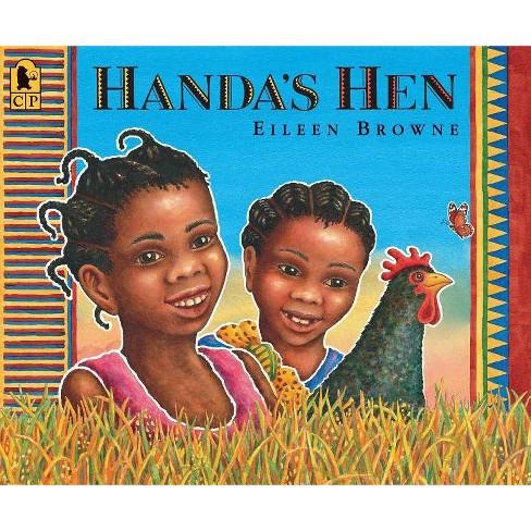 Handa's Hen - by  Eileen Browne (Paperback) - image 1 of 1
