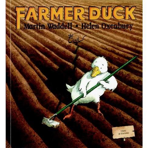 Mantra Lingua Farmer Duck, Urdu and English Bilingual Book - image 1 of 1