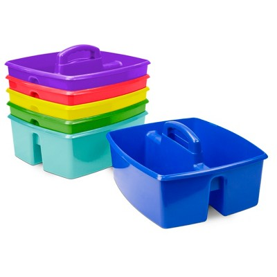 Storex® Large Tool Caddy 6ct - Multicolor
