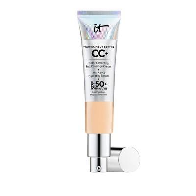 IT Cosmetics CC + Cream SPF50 - 1.08oz - Ulta Beauty
