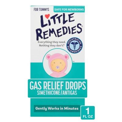 Little Remedies Gas Relief Drops for Babies - 1 fl oz