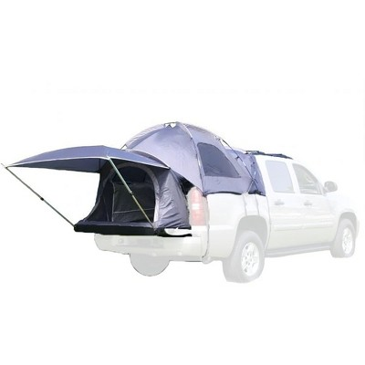 Napier Sportz Avalanche Vehicle Specific Pickup Truck Bed Portable 2 Person Outdoor Camping Tent with Sun Awning and Convenient Carry Bag, Gray