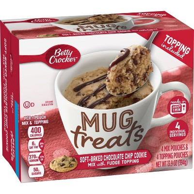 Baking Mixes: Betty Crocker Mug Treats