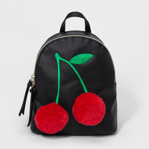 Cherry Backpack - T-Shirt & Jeans Black - image 1 of 4