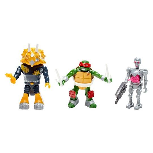 Mega Construx Teenage Mutant Ninja Turtles Raphael Dimension X Building Set image number null
