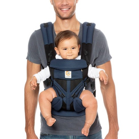 Ergobaby Omni 360 Cool Air Mesh Baby Carrier - Raven - image 1 of 5