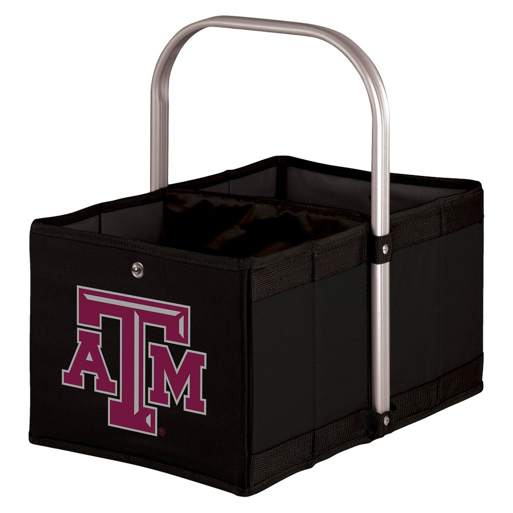 Picnic Market Basket NCAA Texas A&m Aggies