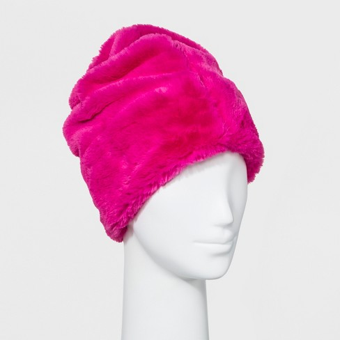 Women's Faux Fur Beanie - Wild Fable™ - image 1 of 1