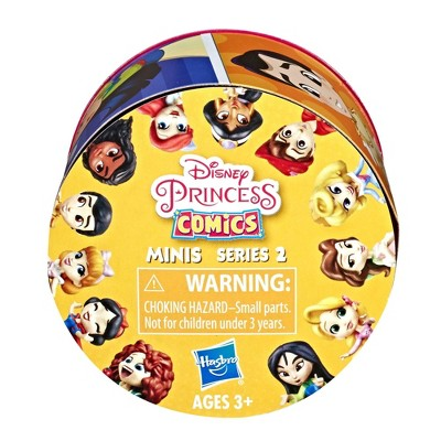 "Disney Princess Comics 2"" Collectible Dolls, Surprise Blind Box"