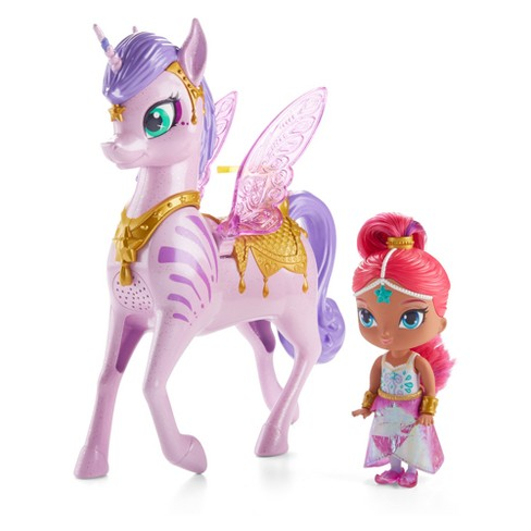 Fisher-Price Nickelodeon Shimmer and Shine - Magical Flying Zahracorn - image 1 of 5