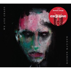 Marilyn Manson - WE ARE CHAOS (Target Exclusive, CD)