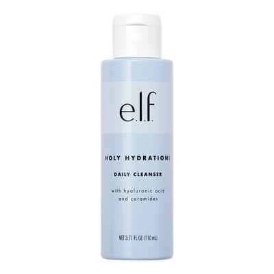 e.l.f. Holy Hydration! Daily Cleanser - 3.71 fl oz