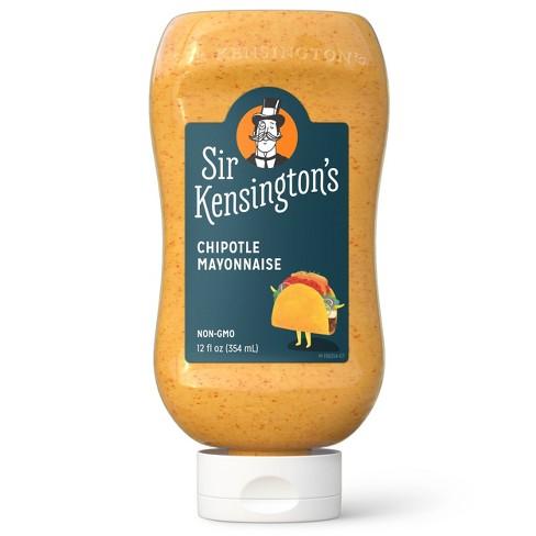 Sir Kensington S Chipotle 12 Fl Oz Target