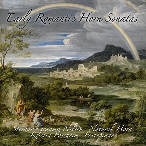 Ries:Early romantic horn sonatas (Aud (Blu-ray) - image 1 of 1