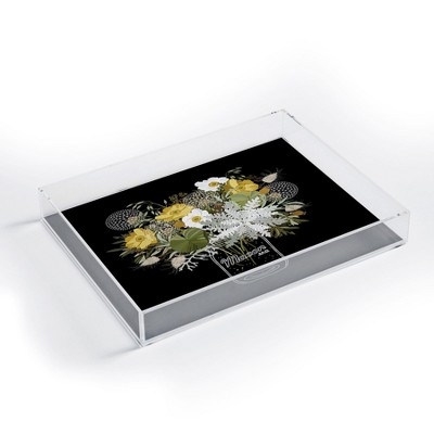 Iveta Abolina Annette Spring Acrylic Tray - Deny Designs