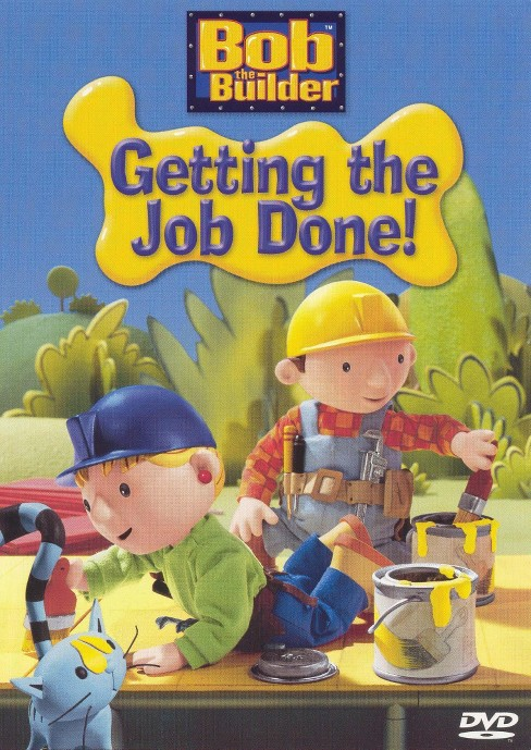Bob the Builder: Getting the Job Done - image 1 of 1
