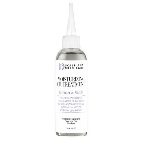 Design Essentials Scalp Skin Care Moisturizing Oil Treatment 4